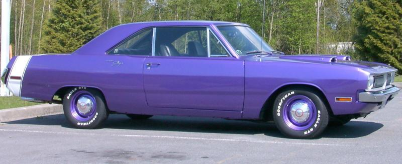 72 dodge dart swinger № 143695