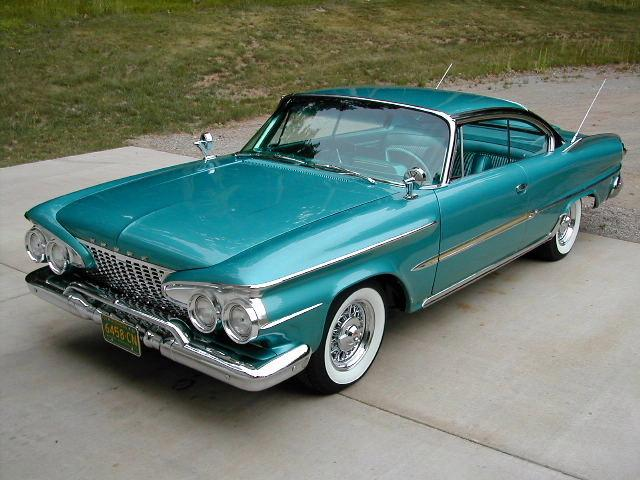 have been restoring 1961 Dodge vehicles for aprox., the past 20