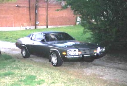 73 Plymouth Satellite Sebring